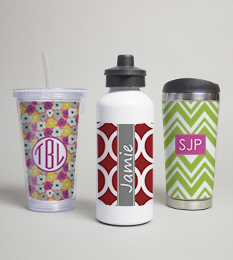 On-the-go Drinkware
