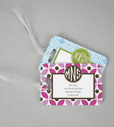 Address Luggage Tags
