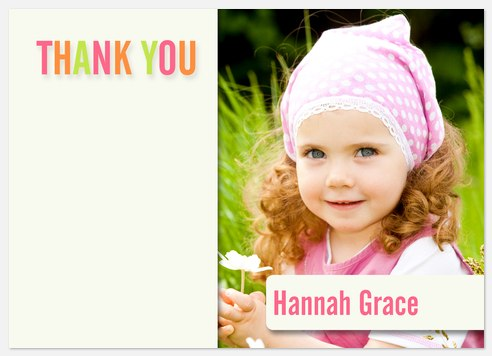 Super Sweet Thank You Cards