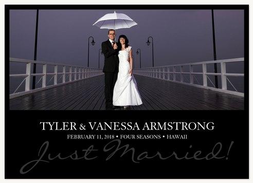 Wedding Announcements, Wedding Portrait Design