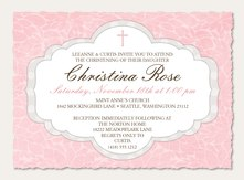 baptism invitations christening invitations simply to impress
