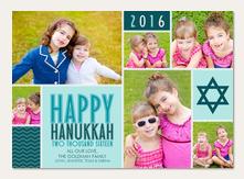 Hanukkah Collage