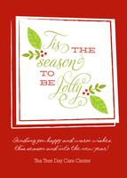 Jolly Card