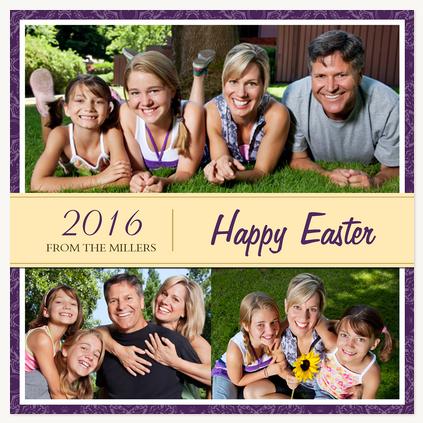 Easter Cards, Easter Square Design
