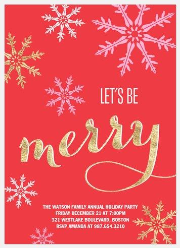Gilded Merry