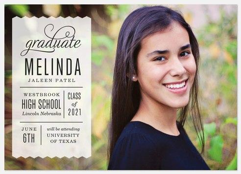 Banner Graduate Graduation Cards
