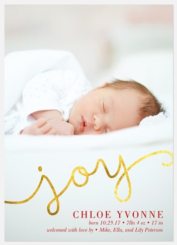 Shining Joy