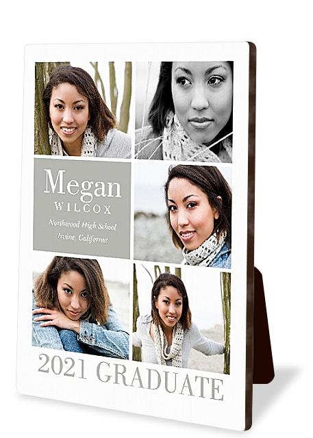 Simple Grad Photo Easel Panels