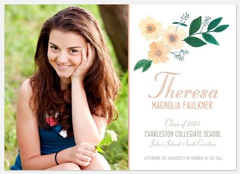 Blossoming Success Graduation Cards