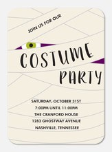 Costume Party - Halloween Invitations