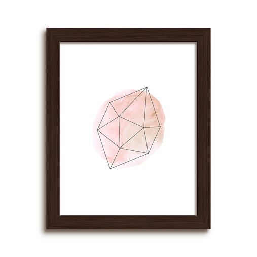 Wall Art, Let's Get Geometric  Design