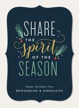 Seasonal Spirit