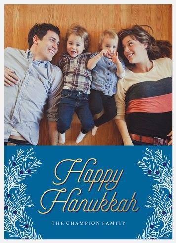 Pen & Marker Hanukkah