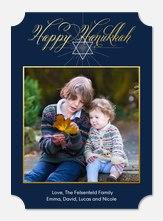 Blessed Light -  Hanukkah cards