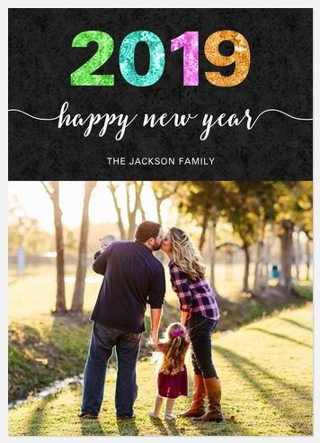 Shining New Year