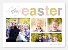 Spring Blessings  - Easter Photo Cards