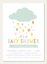 Baby Girl Shower Invitations Simply To Impress