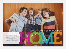 Bold Home - Moving Announcements