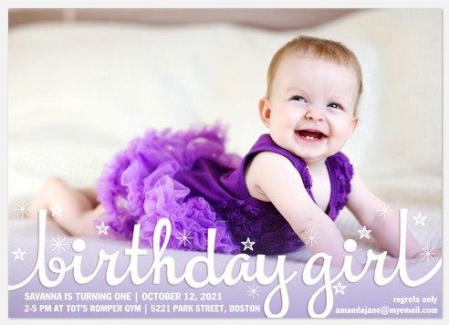 Wishes & Whimsy  Kids' Birthday Invitations