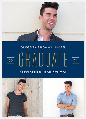 Limitless Potential  Graduation Cards