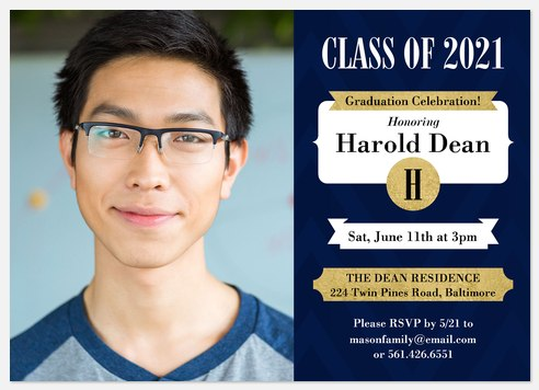 Ambitious Future Graduation Cards