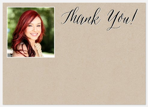Signature Style Thank You Cards