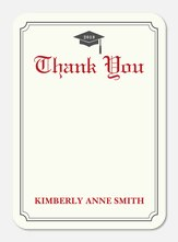 graduation thank you cards photoaffections