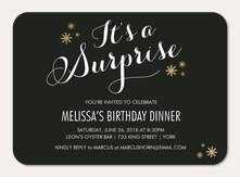 Adult birthday invitations simply to impress sweet surprise filmwisefo