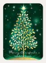 Gilded Evergreen