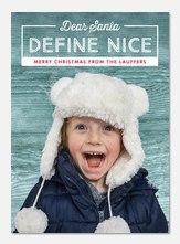 holiday cards - Define Nice