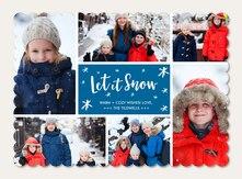 Delicate Snowfall