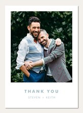 Wedding Thank You Cards Notes Simply To Impress