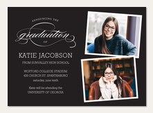 Sophisticated Graduate