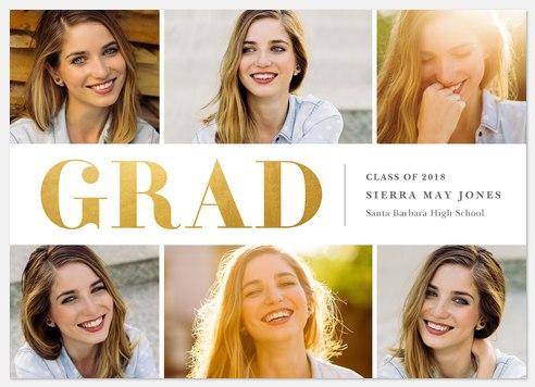 Embellished Grad