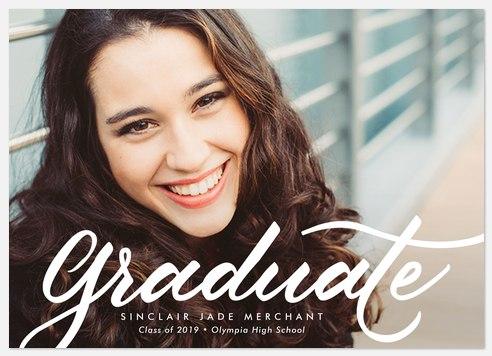 Written Graduate