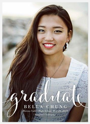 Calligraphy Graduate