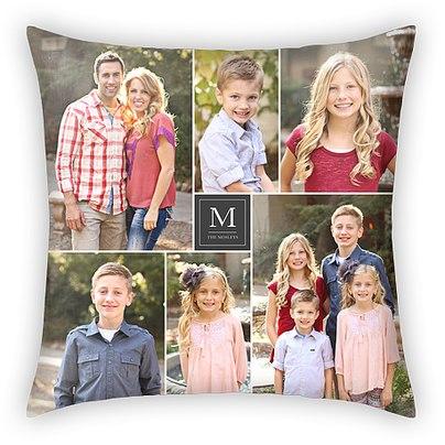 Family Insignia Custom Pillows