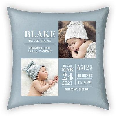 Precious Details Custom Pillows