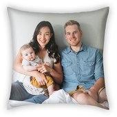 Classic Single Photo-Custom Pillows