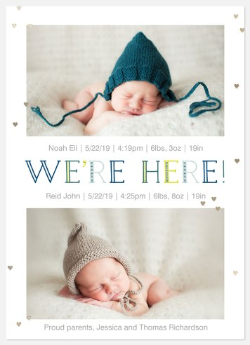 Welcomed Little Hearts