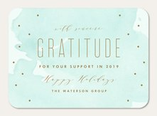 Holiday Gratitude