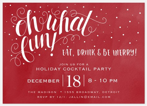 Eat, Drink & Be Merry