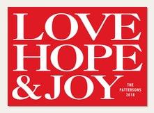 Love, Hope & Joy