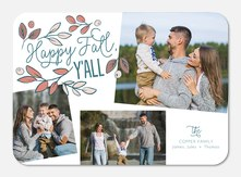 Thanksgiving Cards - Happy Fall Y'all
