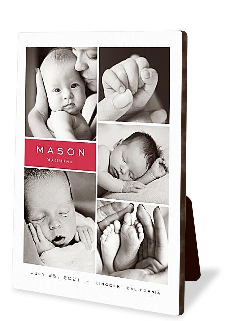 Modern Impression  Photo Easel Panels