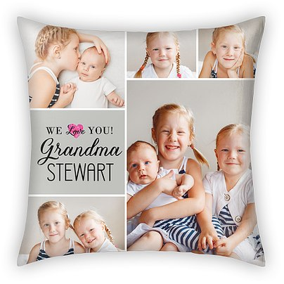 Made with Love Custom Pillows