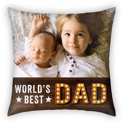 Marquee Dad Custom Pillows