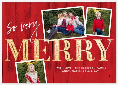 Boldest Merry