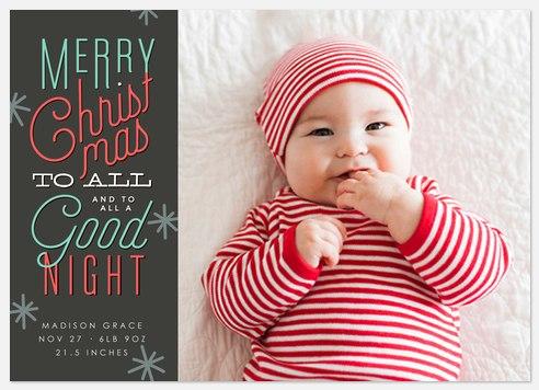 Christmas Gift Holiday Photo Cards