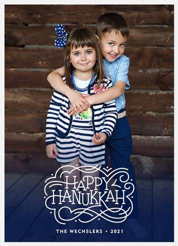 Charmed Chanukah Hanukkah Photo Cards